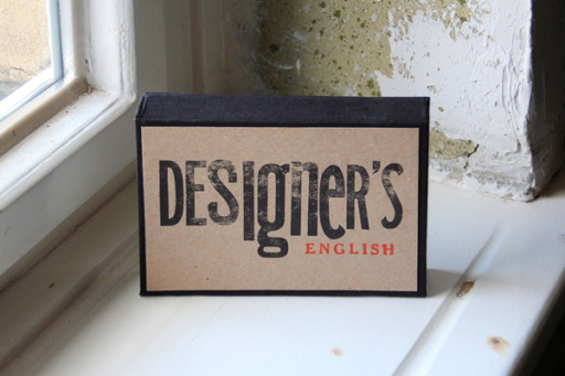 Jessy Stolz Designer's English