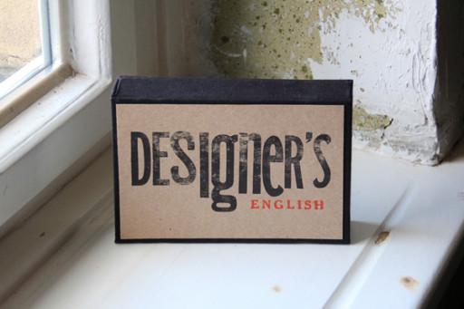 Jessy Stolz Designer's English